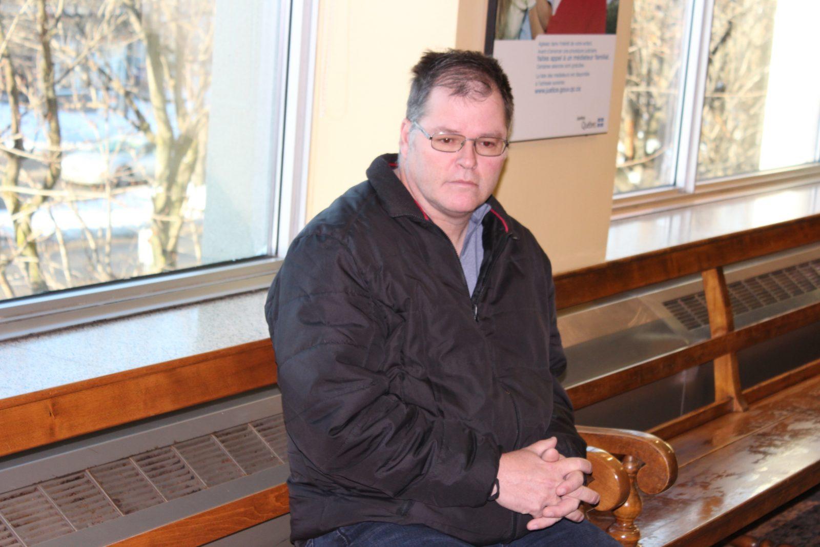 Le dossier d'Éric Dupuis tire à sa fin… après quatre ans