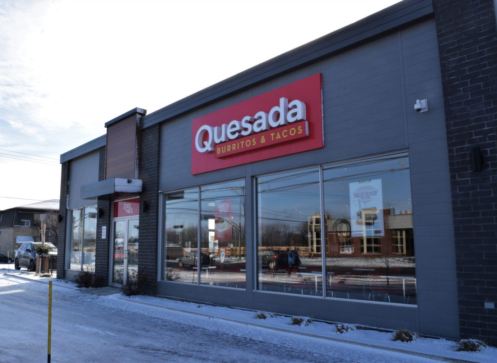 Un cinquième restaurant victime de vol à Drummondville