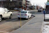 La rue Lindsay est entièrement rouverte