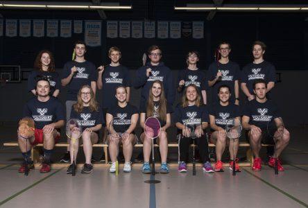 Badminton collégial: un nouveau départ pour les Voltigeurs