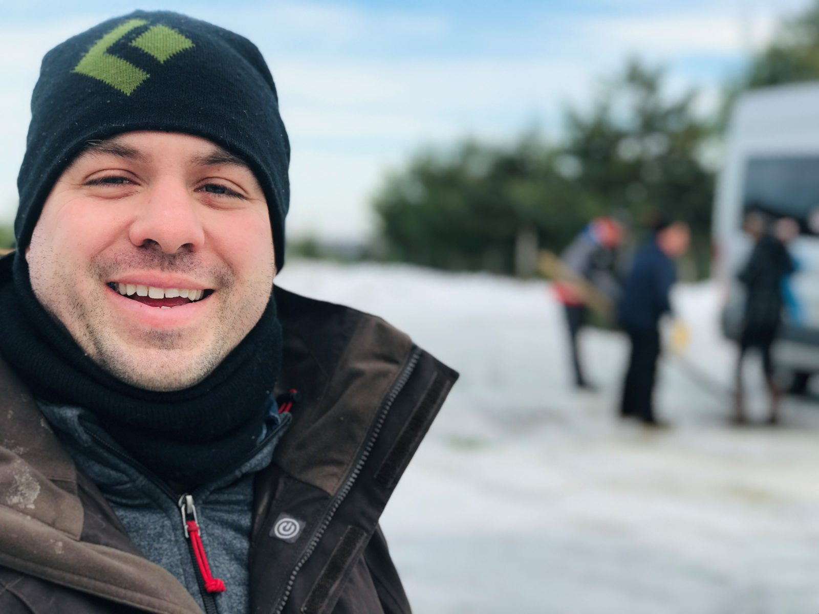 Pierre-Olivier Huot à l'assaut du Lac-Saint-Jean