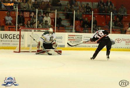 Tristan Roy invité par Hockey Québec