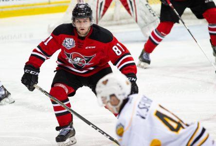 Simoneau invité au camp des Leafs