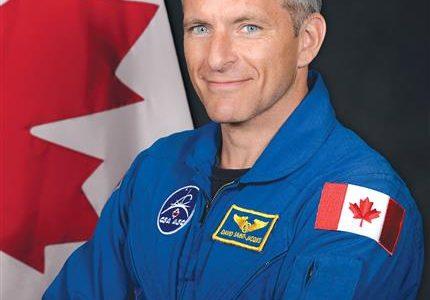 L'astronaute David Saint-Jacques s'adressera à des élèves du Collège Saint-Bernard
