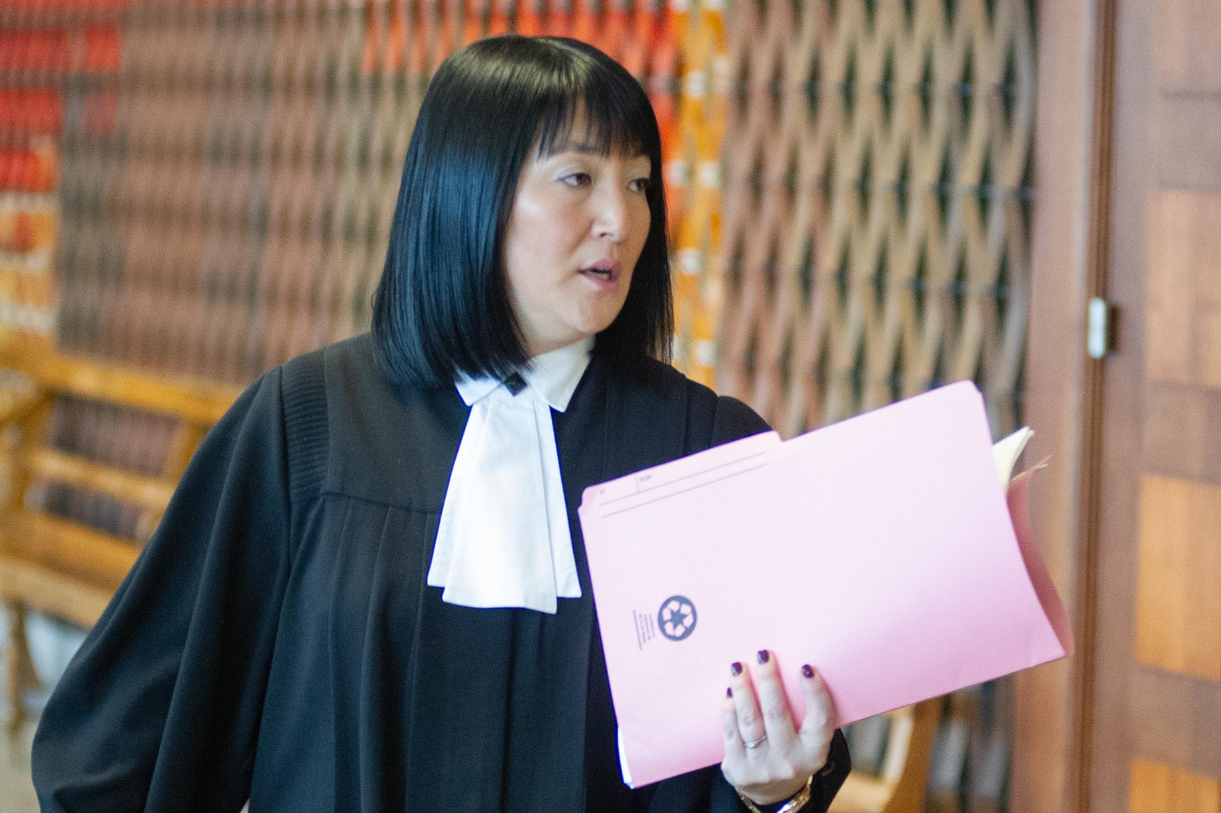 Procès de Pagé: la Couronne a conclu sa preuve