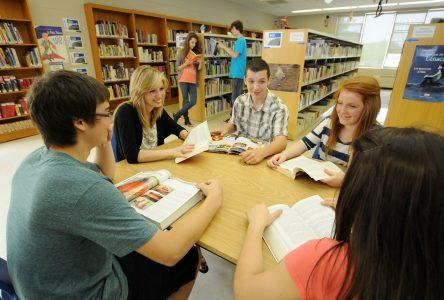 CSDC: une bourse pour rehausser le sentiment d'appartenance au secondaire
