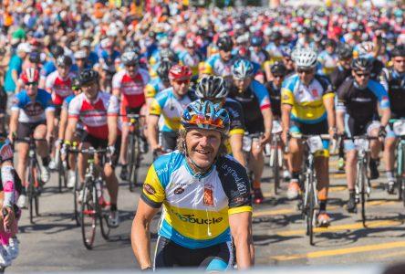 Le cycliste Pierre Lavoie conférencier le 29 janvier à Drummondville