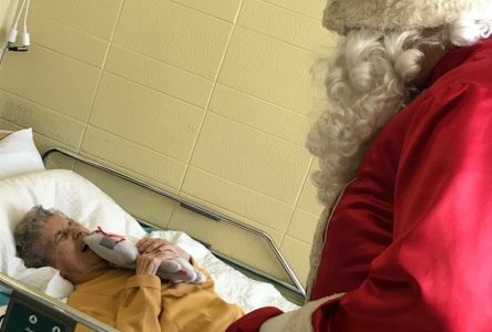 La Fondation Sainte-Croix/Heriot et le père Noël ont fait des heureux