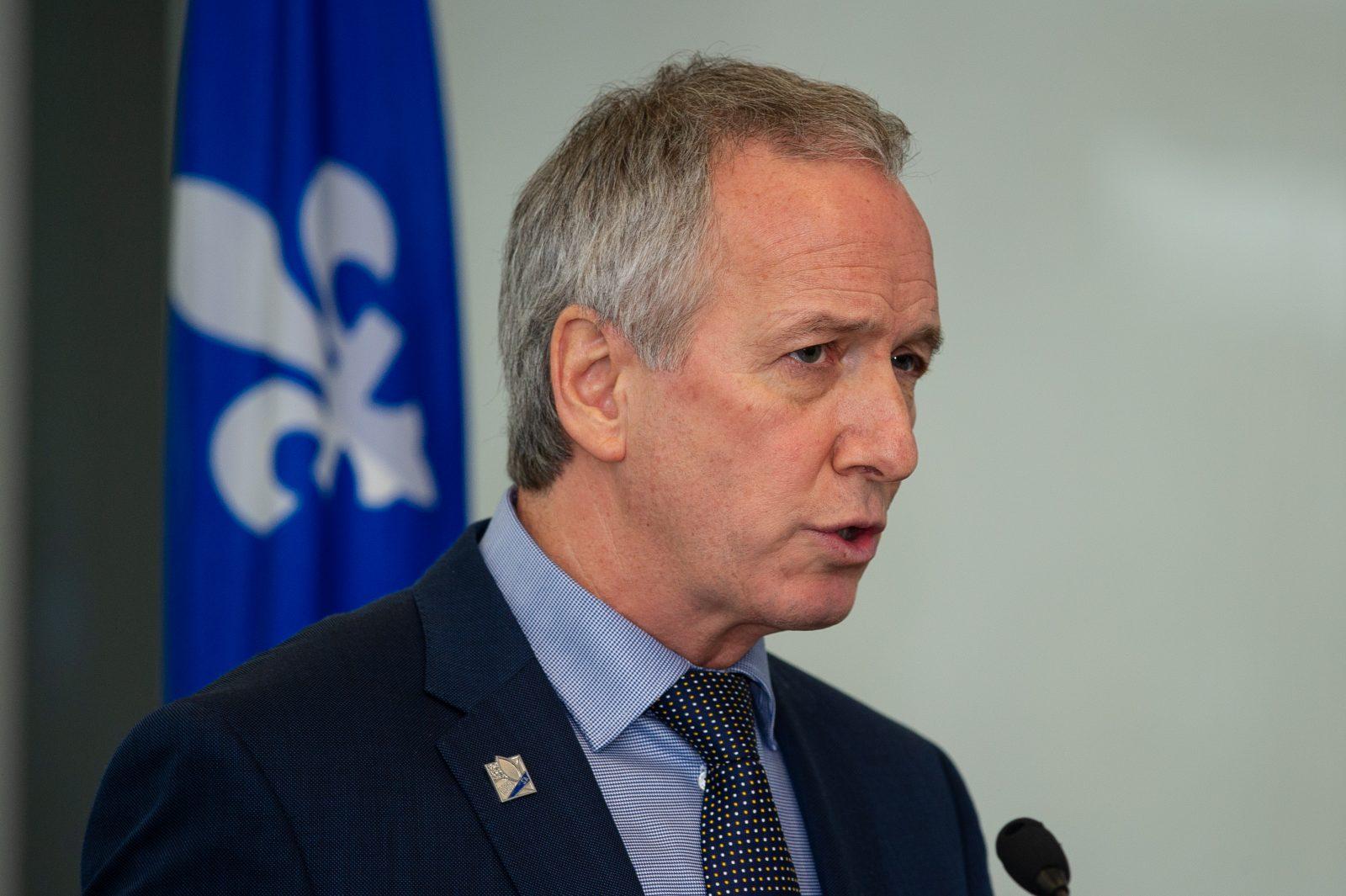 Une controverse non négligeable pour le ministre Lamontagne