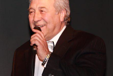 Benjamin Bessette célèbre les 40 ans de sa carrière musicale
