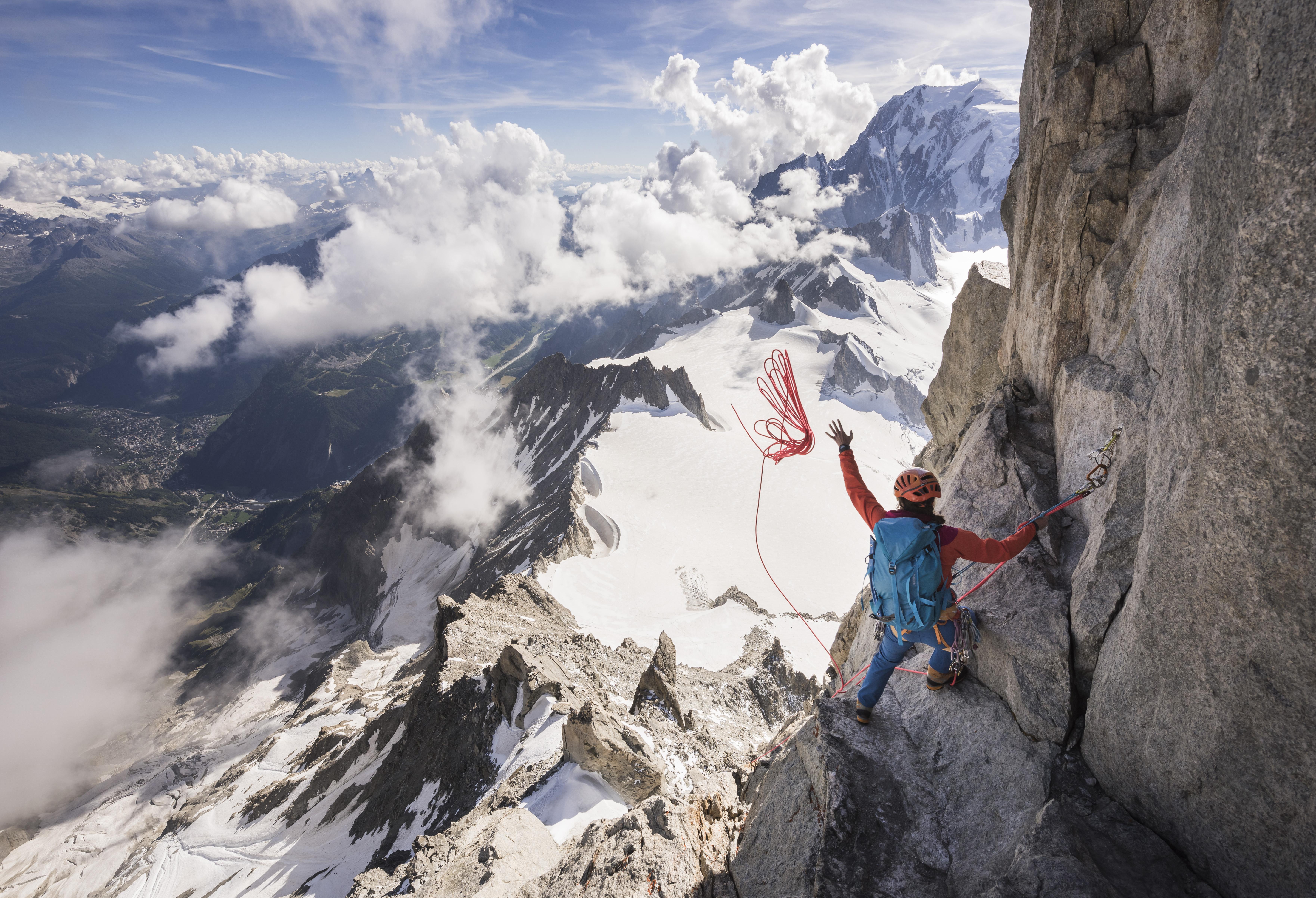 Des aventures et une dose d'inspiration au prochain Festival du film de montagne de Banff