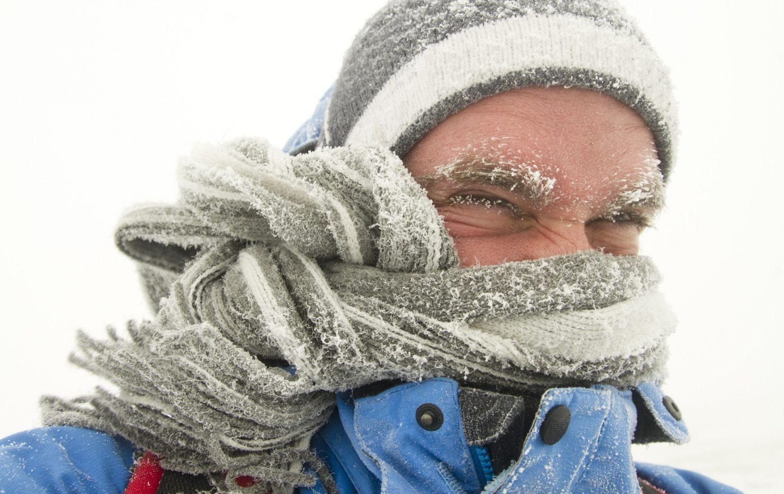 Avertissement de froid intense : impact possible sur les routes