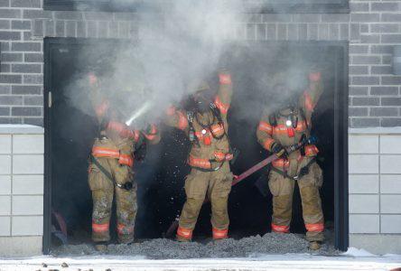 Incendie rapidement maîtrisé sur la rue Caselli