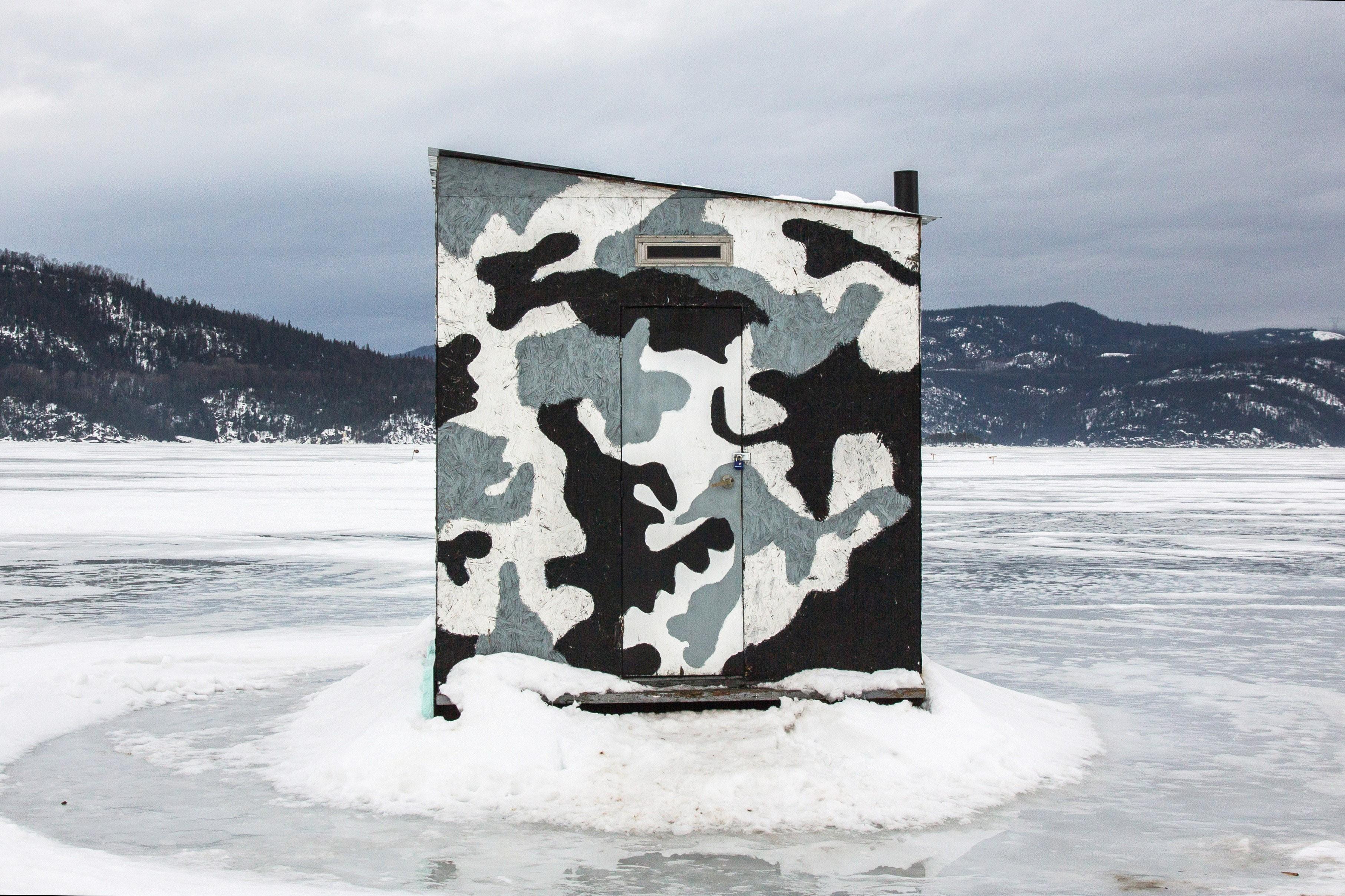 Des photographies de Claude Guérin à la Galerie d'art Desjardins