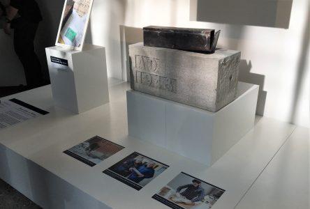 Une capsule vieille de 70 ans extraite au Drummondville High School