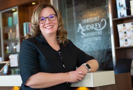 «J'ai pris les bonnes décisions au bon moment» – Audrey Sylvestre