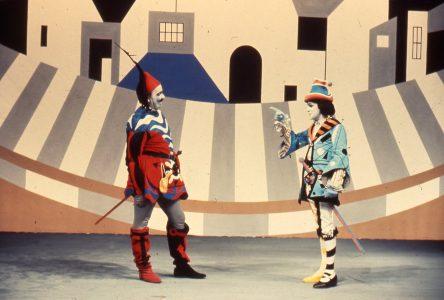 Pellan & Shakespeare: le théâtre des rois en exposition à la Galerie d'art Desjardins