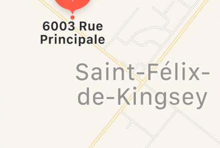 Accident à Saint-Félix-de-Kingsey et incendie à Drummondville