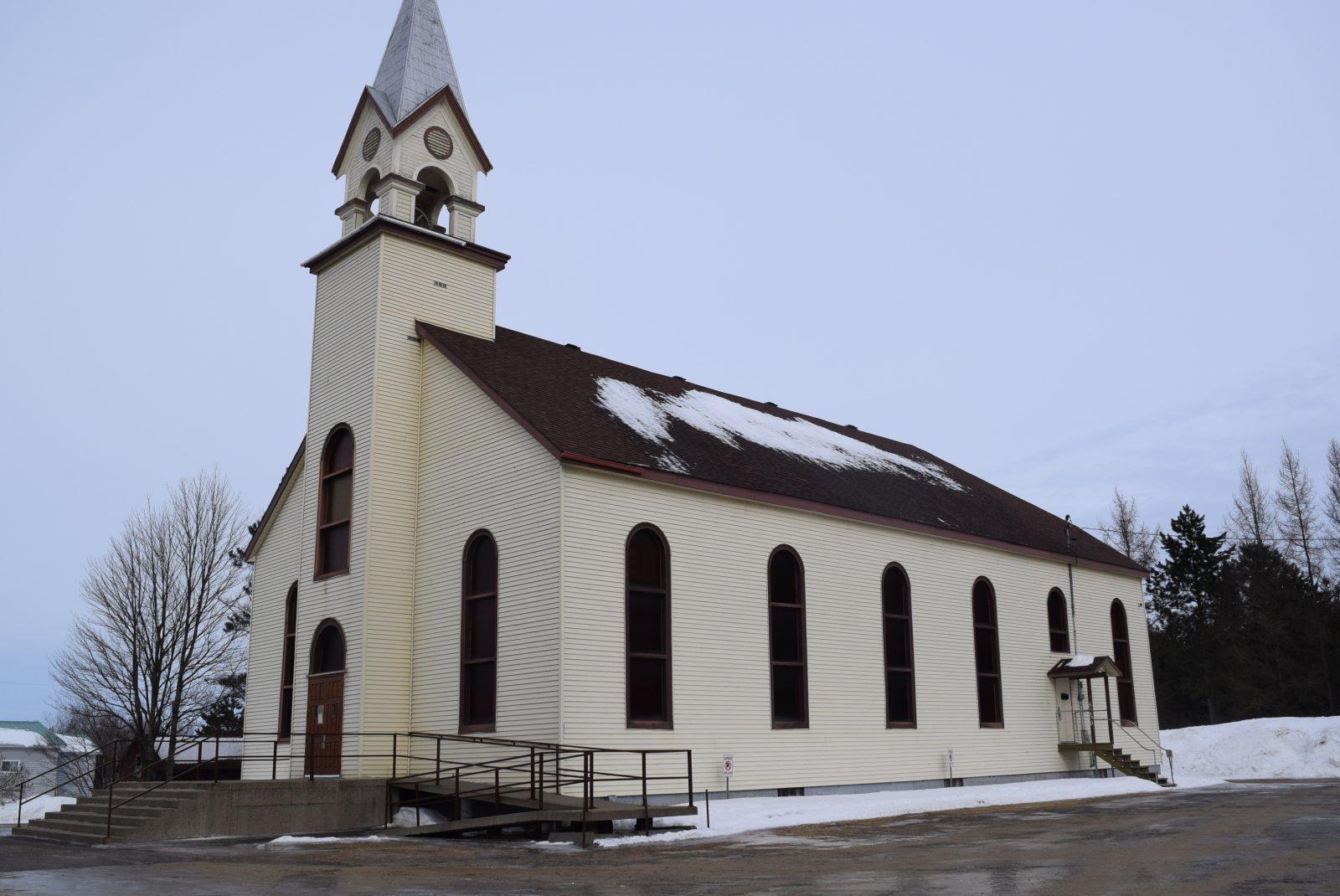 L'église de Saint-Lucien sera préservée