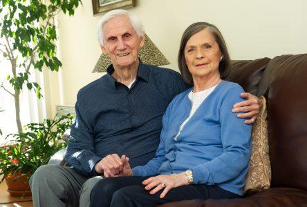 70 ans d'amour pour le couple Dion-Pépin