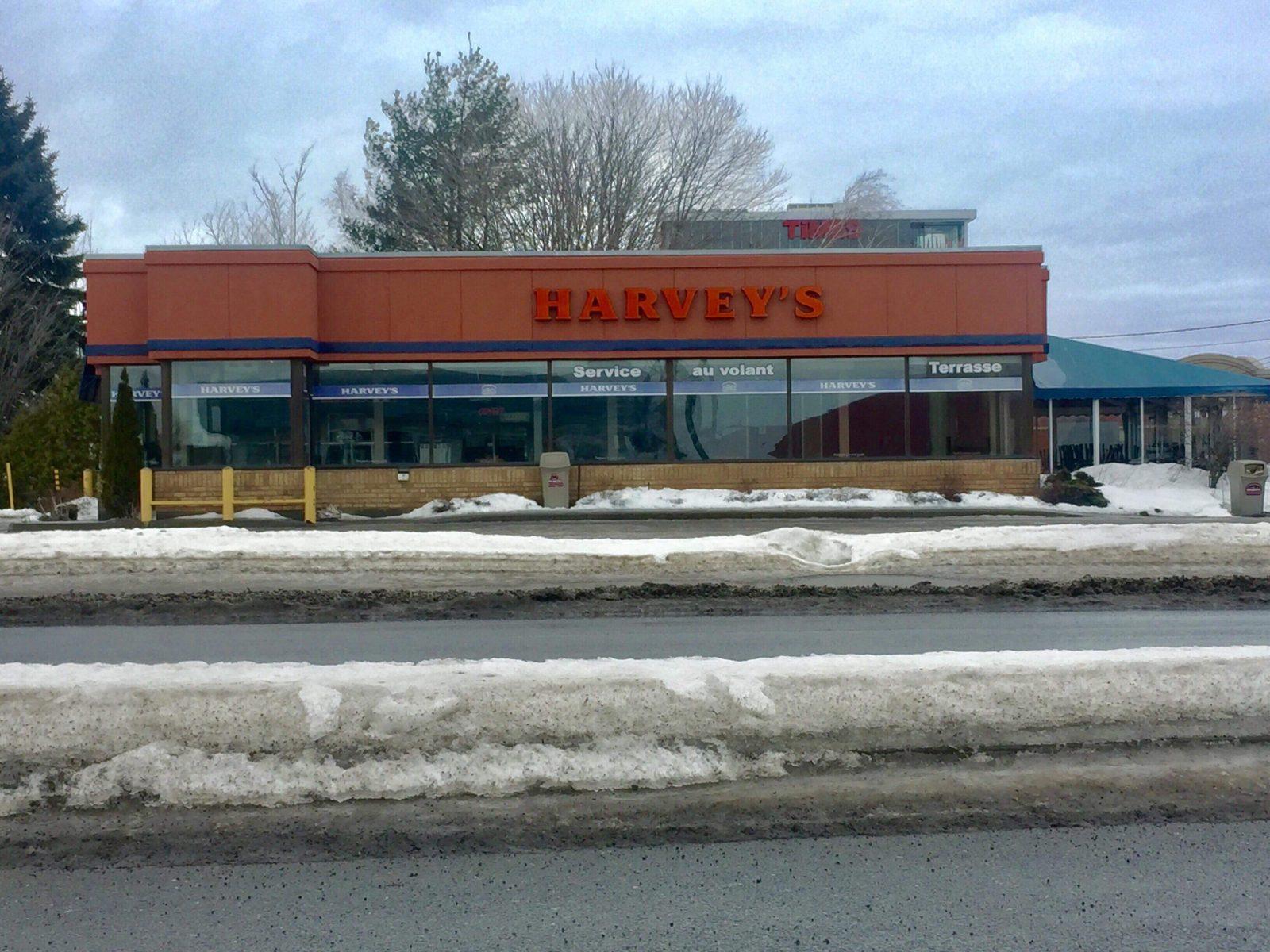 Le Harvey's est fermé définitivement (MISE À JOUR)