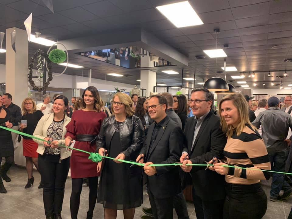 Flordeco investit 350000 $ dans son immeuble au centre-ville