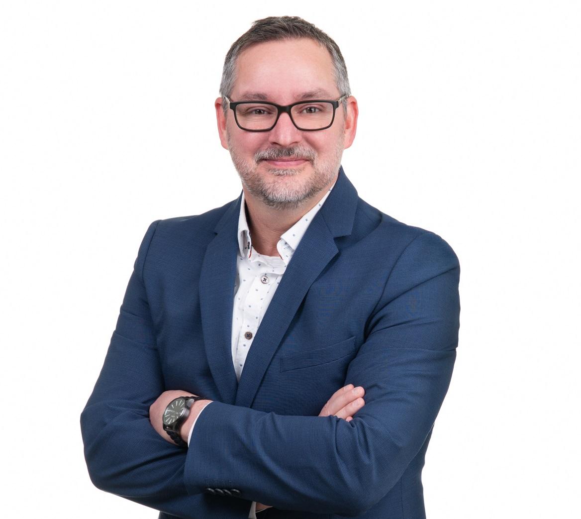 Marc St-Germain, nouveau directeur des RH à la Ville