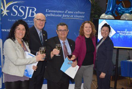Une première dans l'histoire de la Société Saint-Jean-Baptiste du Centre-du-Québec