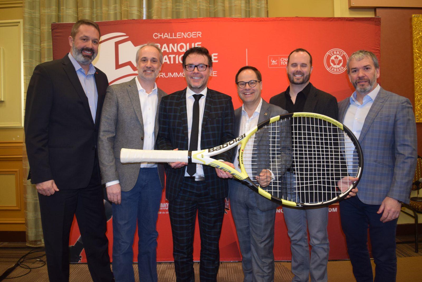 Le Challenger de tennis dévoile la liste des participants