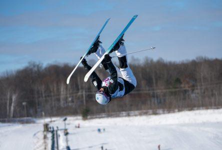 Jeux du Canada: Sandrine Vaillancourt vise le podium