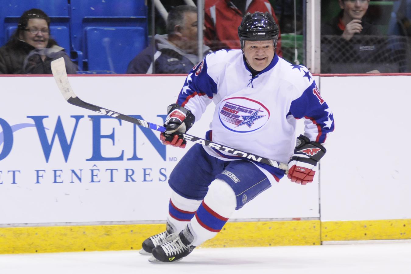 Marcel Dionne: «C'est le hockey à son meilleur!»