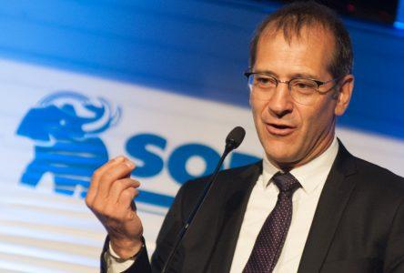 Richard Voyer a retiré son membership de la CCID