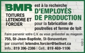 Logo de EMPLOYÉS DE PRODUCTION
