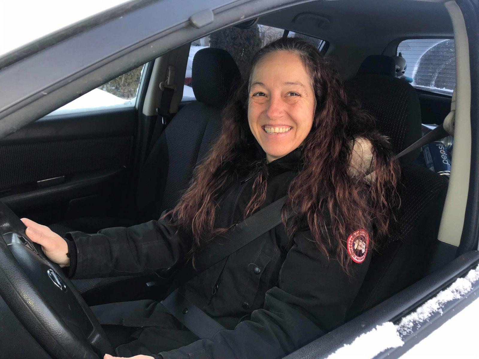 «J'ai décidé de dédier ma vie à aider les accidentés de la route» – Mélanie Patenaude