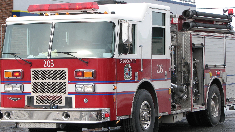 Sauvée par les pompiers… et son avertisseur de fumée