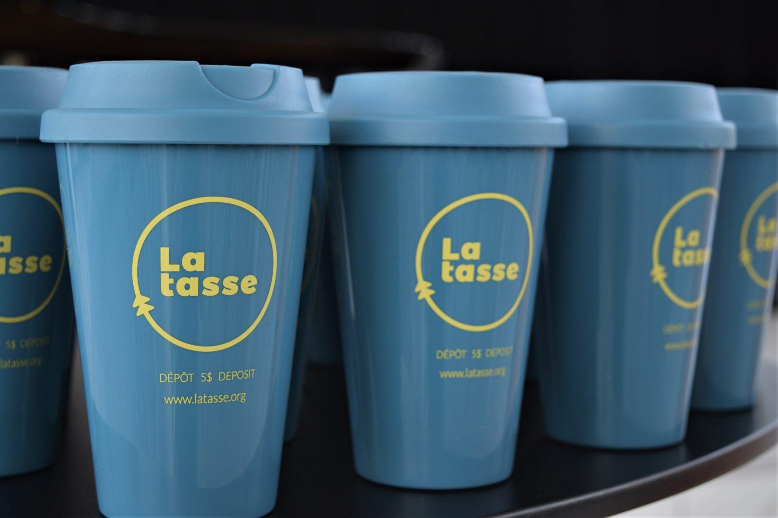 Débarque La L'express Écologique Tasse À Drummondville Le Mouvement n8PkwX0O