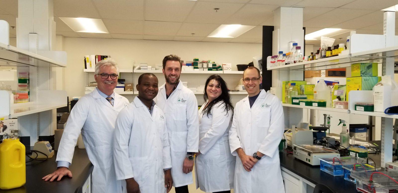 La Feuille Verte et l'UQTR s'associent pour la recherche sur le cannabis
