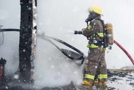 Profession: pompière