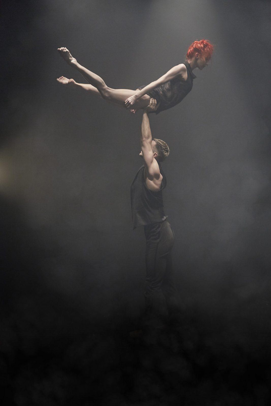Un spectacle des Ballets Jazz de Montréal bientôt au cinéma RGFM
