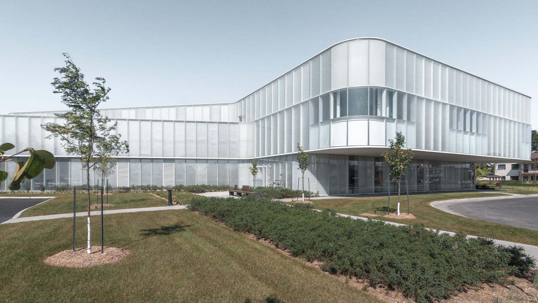 La Bibliothèque publique finaliste pour un prix en architecture