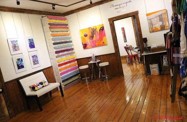 La Galerie mp tresart au pays de l'imaginaire