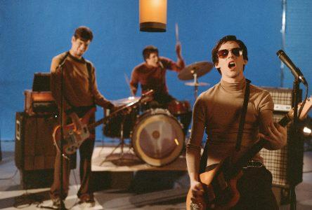 Un bref retour pour le groupe punk les Marmottes aplaties