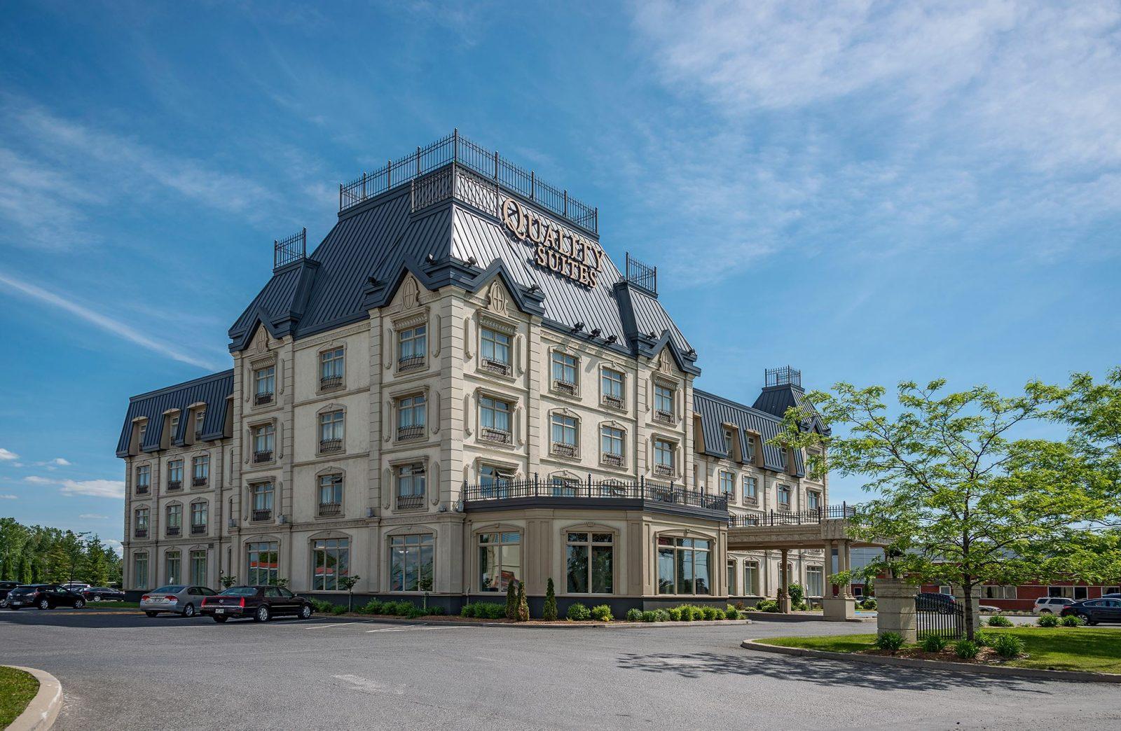 Des honneurs pour le Quality Suites de Drummondville