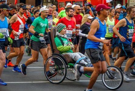 Des enfants handicapés rouleront à la Course des Chênes-toi