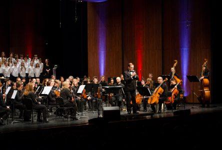 Concert printanier de la Symphonie des jeunes