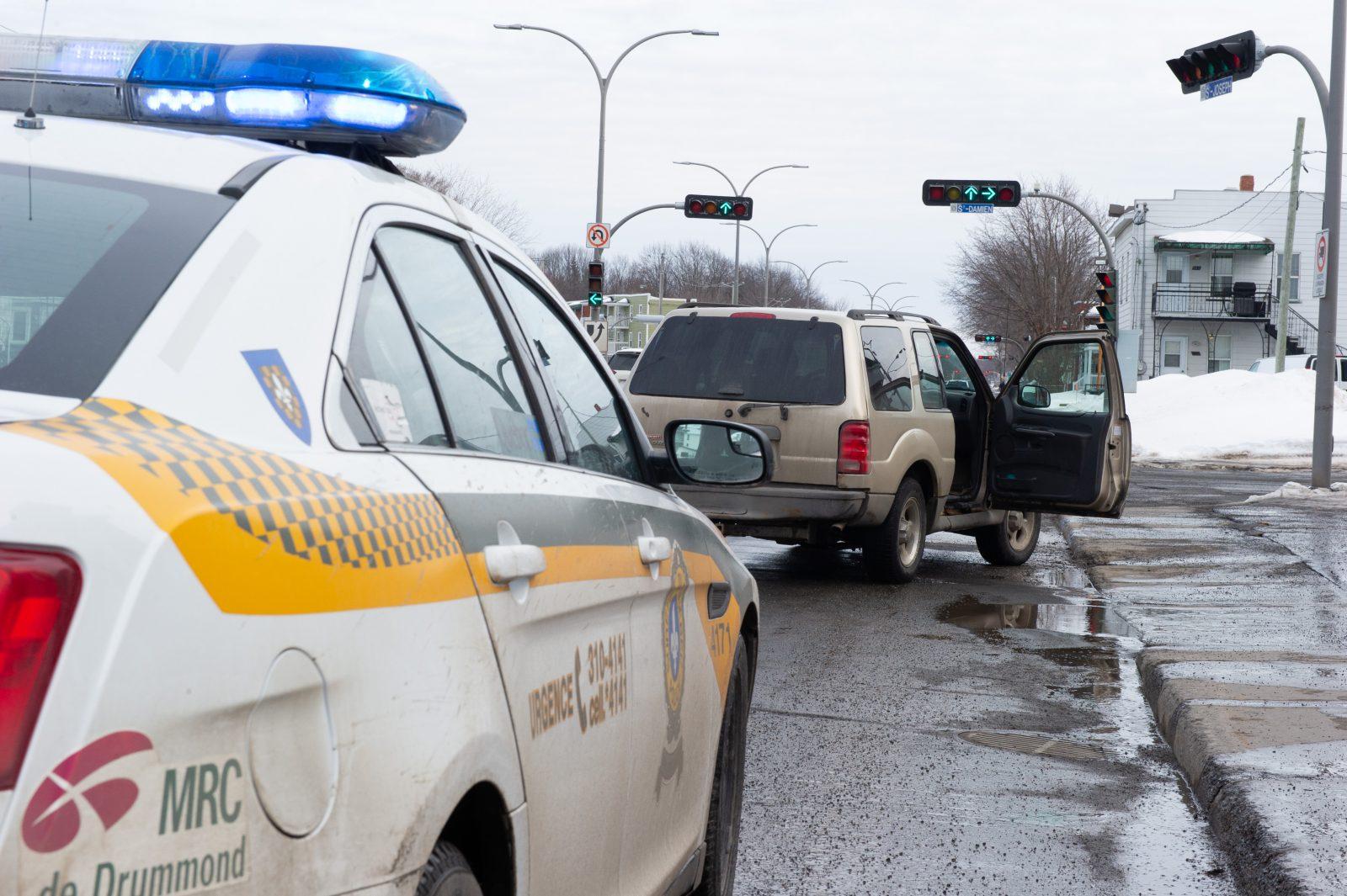 Deux suspects arrêtés pour un vol qualifié