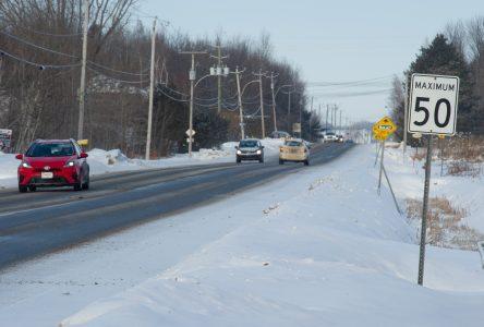 Limite de vitesse sur le boulevard Saint-Joseph Ouest : la Ville fait volte-face