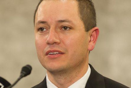 William Morales président de l'Association du Parti libéral