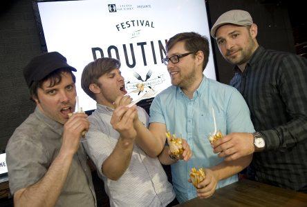 Simple Plan et Loud sur la scène du Festival de la poutine