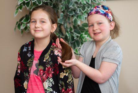 Des jumelles unies pour vaincre la leucémie